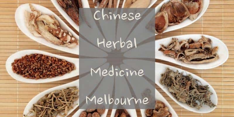 Chinese Herbal Medicine Melbourne